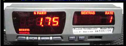 Pulsar2030Meter centrodyne silent 610 taximeter for taxi cabs  at n-0.co